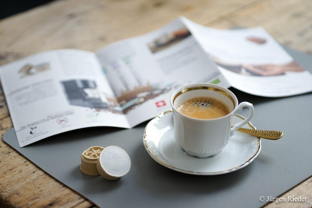 Der erste Kaffee am Morgen - Beanarella - Swiss Coffee mit nachhaltigem Kapsel-Konzept